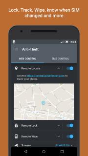 Mobile Security & Antivirus screenshot 4