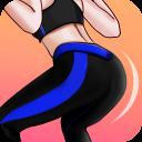 Leg workout for women female fitness
