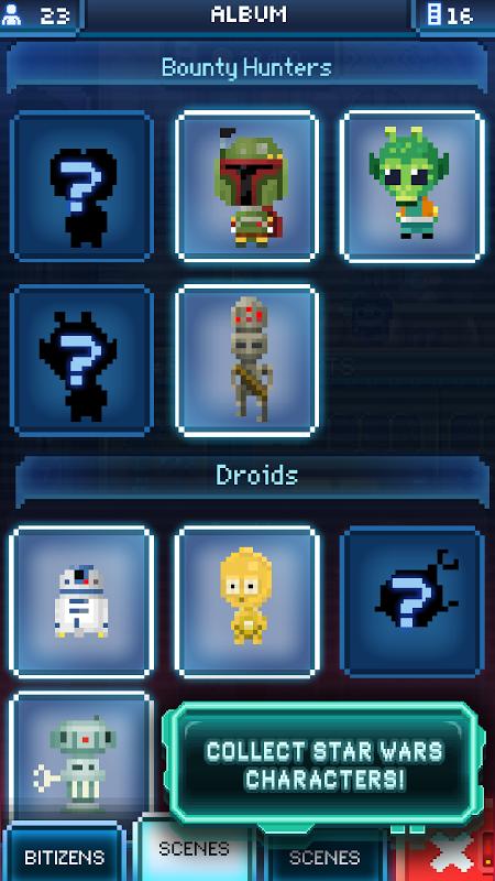 Star Wars: Tiny Death Star screenshot 1