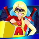 Super Heroes Dress Up Games