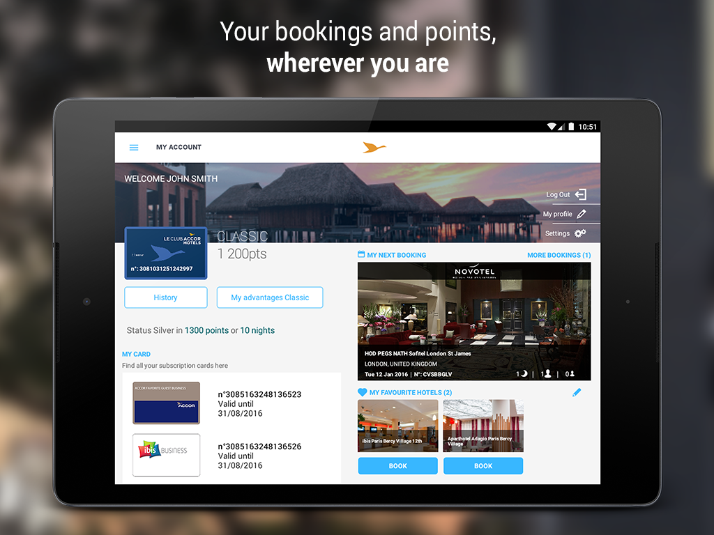 AccorHotels - Hotel booking screenshot 2