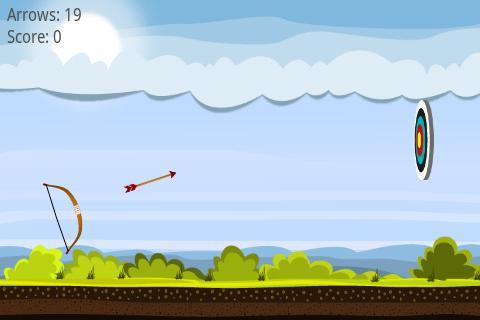 Tiro com arco screenshot 2