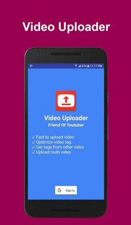Video Uploader Pro For Youtube 2 1 Download APK for Android - Aptoide
