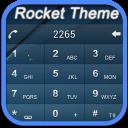RocketDial DarkBlue Theme (HD)