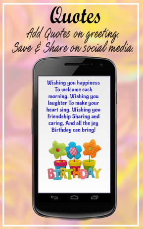 Birthday greeting cards 10012 download apk for android aptoide birthday greeting cards screenshot 4 m4hsunfo
