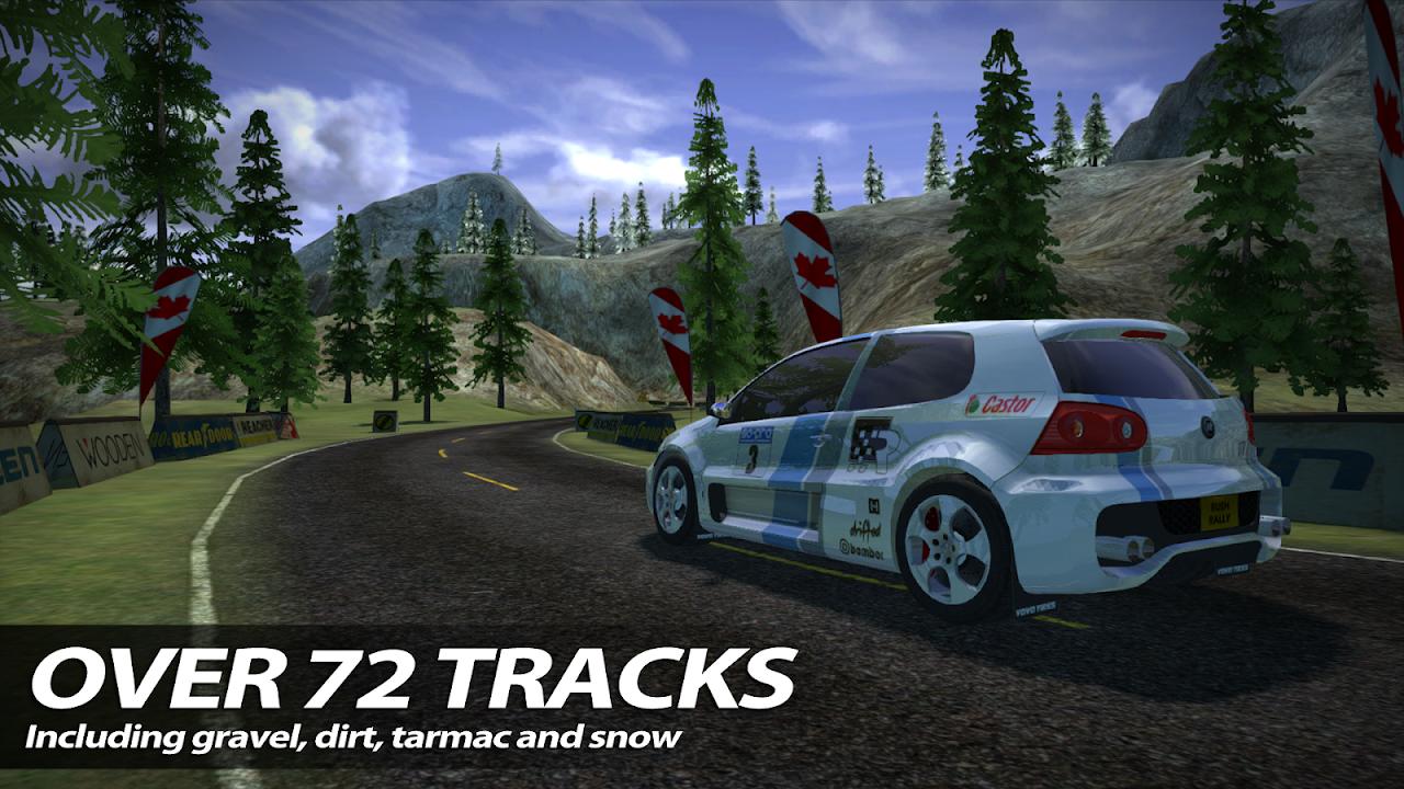 Rush Rally 2 screenshot 2
