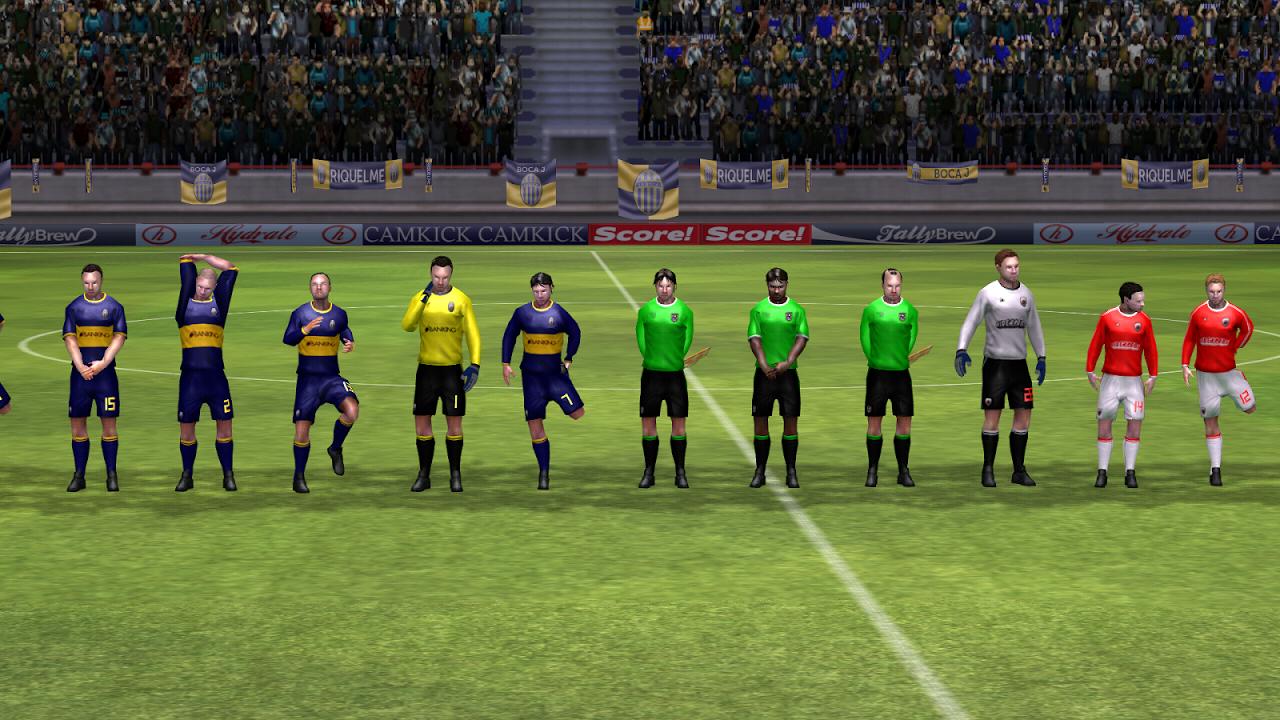 Dream League Soccer screenshot 8