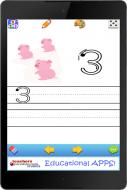 0-100 Kids Learn Numbers Game Screenshot