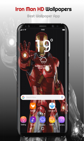 Iron Man Wallpapers And Movie 32 Download Apk For Android