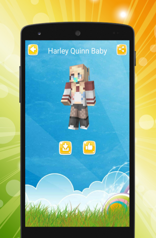 Baby Skins For Minecraft Download APK For Android Aptoide - Skin para minecraft pe vip