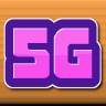 Biểu tượng 5G Speed Up Fast Browser Internet LTE