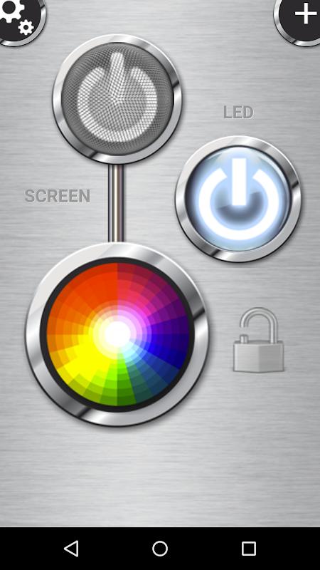 Torch Flashlight LED HD screenshot 5