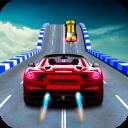 Mega Ramp Car Stunts Racing Impossible Tracks 3D