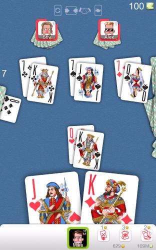 играть онлайн 6 карт