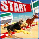 Hund Rennen Stunt & Jump 3D Si