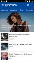 Krstarica - vesti i zabava Screen