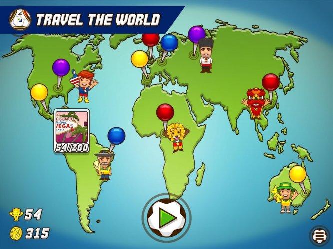 Super Crossbar Challenge screenshot 9