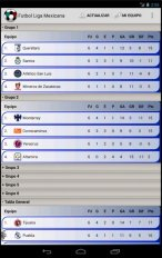 soccer mexican league screenshot 3