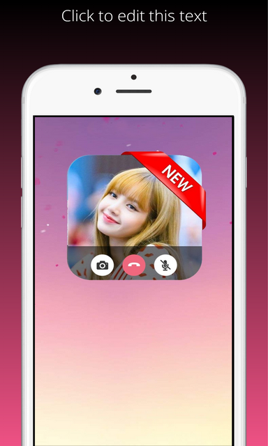 Blackpink Call Prank screenshot 1