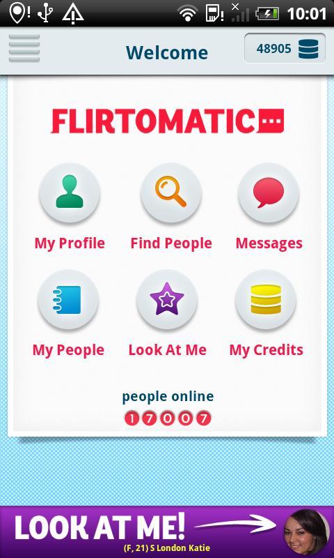 Flirtomatic dating