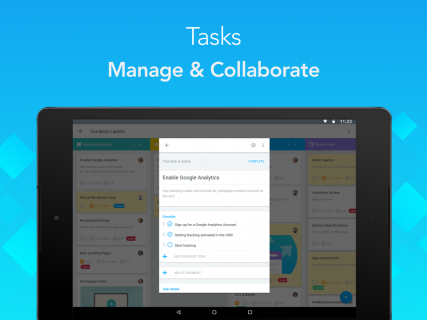 MeisterTask - Task Management screenshot 8