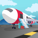 Idle Customs: Protect Airport