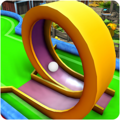Mini Golf Multiplayer Game Cartoon Forest 3 02 Download Apk For
