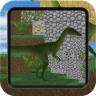 Jurassic craft - dino hunter Icon