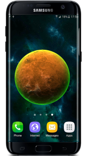 3D Solar System LWP screenshot 17