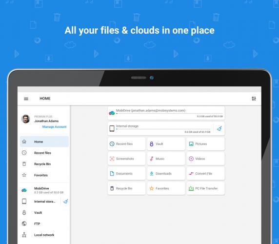 File Commander - File Manager & Free Cloud screenshot 11