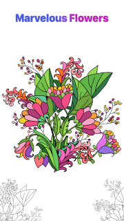 Paint by Numbers: New Colouring Pictures Book Free screenshot 4