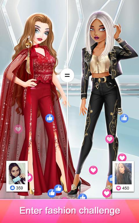 Fashion Fantasy screenshot 1