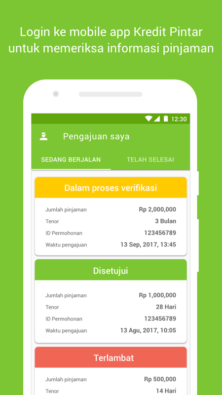 Kredit Pintar Old Versions For Android Aptoide