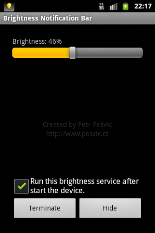Brightness Notification Bar 1 1 Download APK for Android - Aptoide