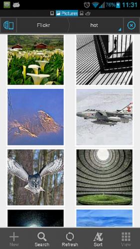 ES Datei Explorer screenshot 3