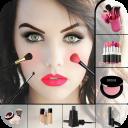Makeup Photo Grid Beauty Salon-Fashion Style