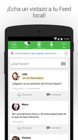 MeetMe: Chat y nuevos amigos 14 0 4 2030 Descargar APK para