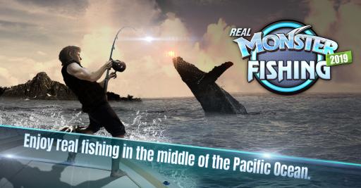 Monster Fishing 2019 screenshot 9