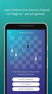 Magnus Trainer - Learn & Train Chess screenshot 4