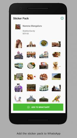 Namma Kudla Sticker pack (for WhatsApp) 1 5 Download APK for