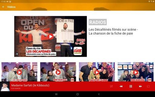Rire & Chansons Radio screenshot 10