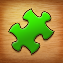 Jigsaw Puzzle: Create Pictures with Wood Pieces