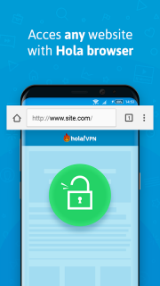 VPN - Hola Free VPN screenshot 2