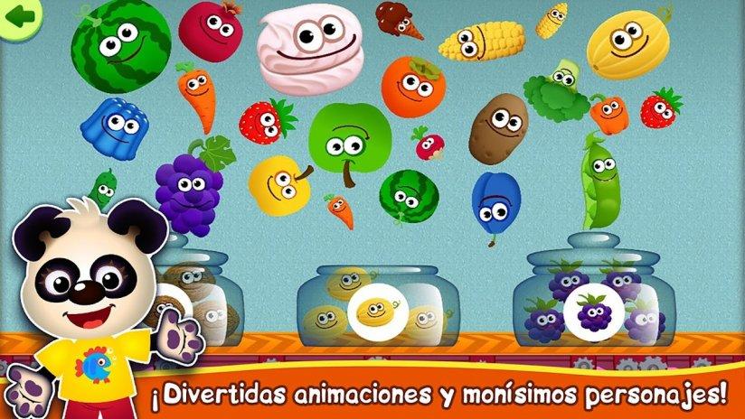 Juegos Educativos Para Ninos De 3 Anos Funny Food 1 4 9 62