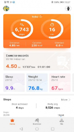 Huawei Health 9 0 6 430 Download APK for Android - Aptoide