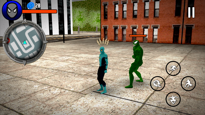 Power Spider 2 screenshot 1