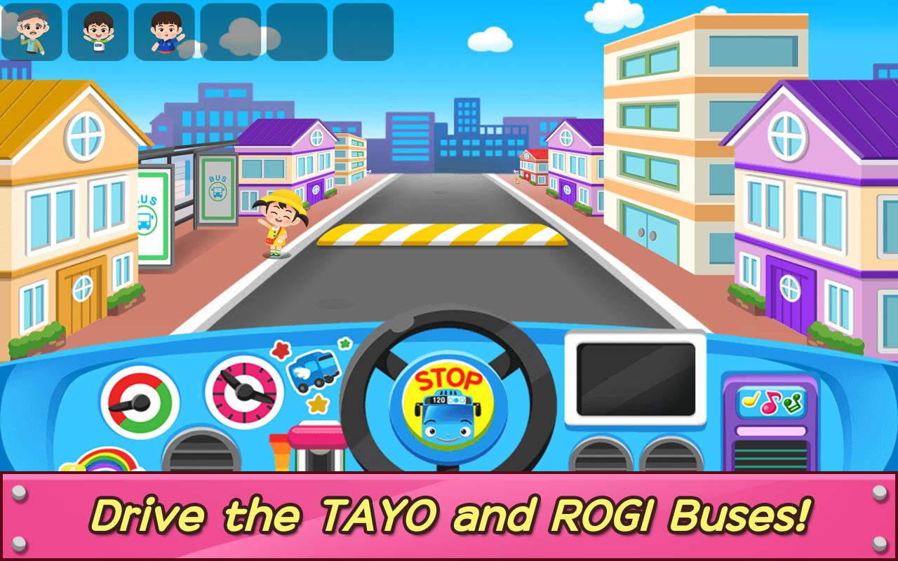 Tayo Bus Game Job Bus Driver 1 2 9 Download Apk Android Aptoide