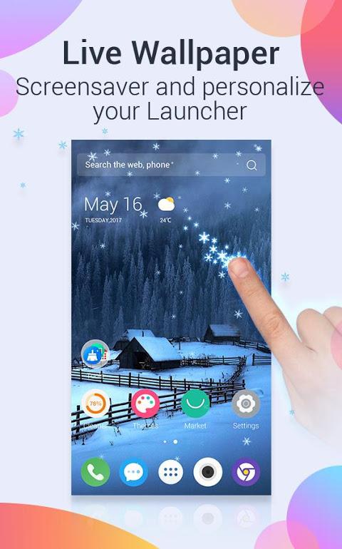 U Launcher Pro-NO ADS screenshot 2