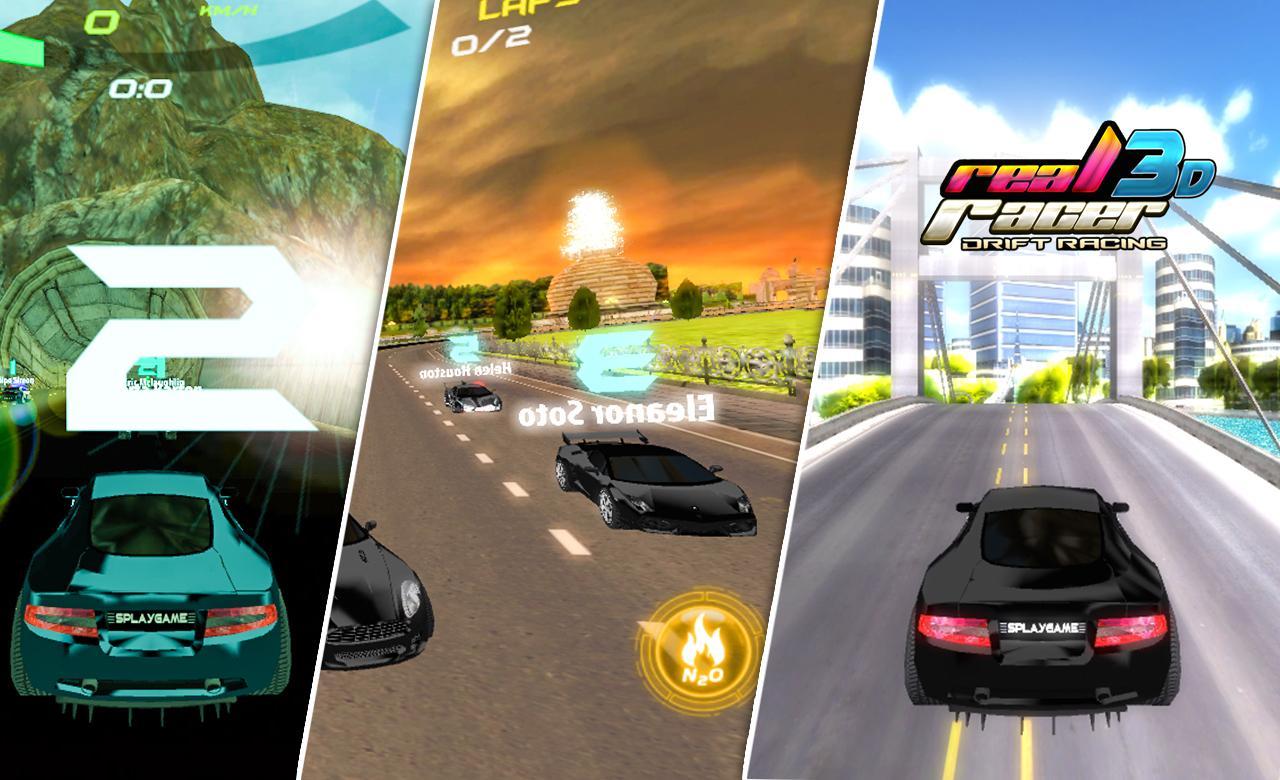 Extreme City Racing 2019 screenshot 1