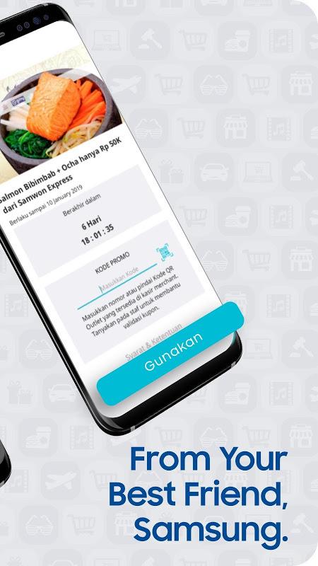 Samsung Gift Indonesia screenshot 1